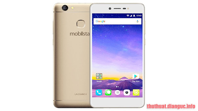 Rom stock cho Mobiistar Zumbo S 2017 (MT6737M)