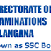 Telangana TS SSC 10th Class Hall Ticket Download 2016