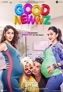 Good Newwz (2019) Hindi Full Movie Download mp4moviez