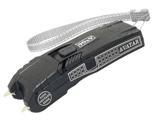 Электрошоковое устройство АВАТАР К.111 (ЭШУ AVATAR) электрическое оружие, для индивидуальной защиты при нападении правонарушителей и животных