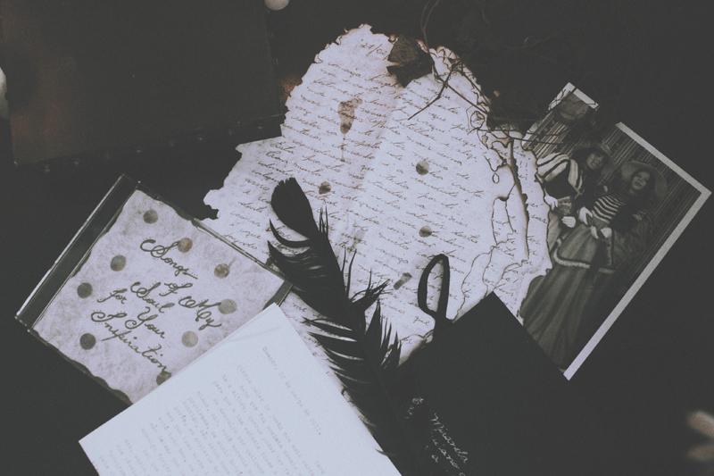 cartas mementos
