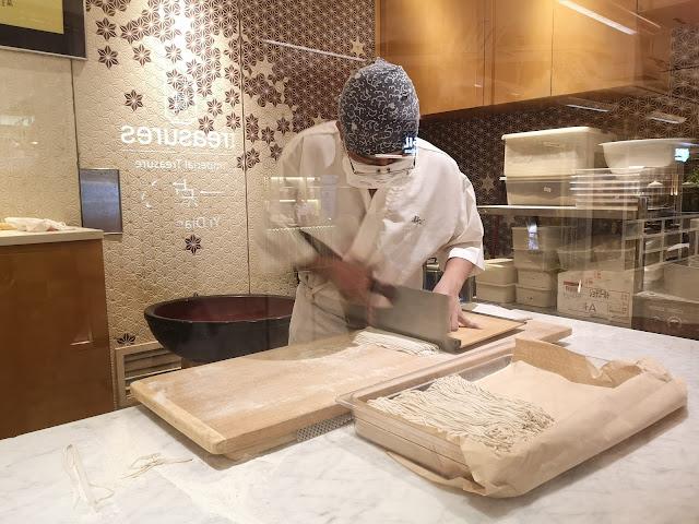 Shimbashi Soba handmade soba