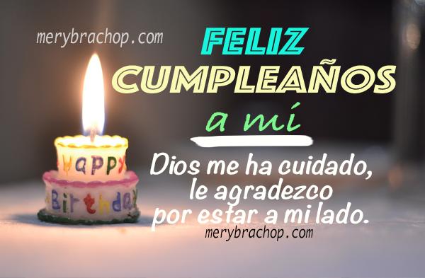 bonitas frases de feliz cumpleaños a mi imagen cristiana