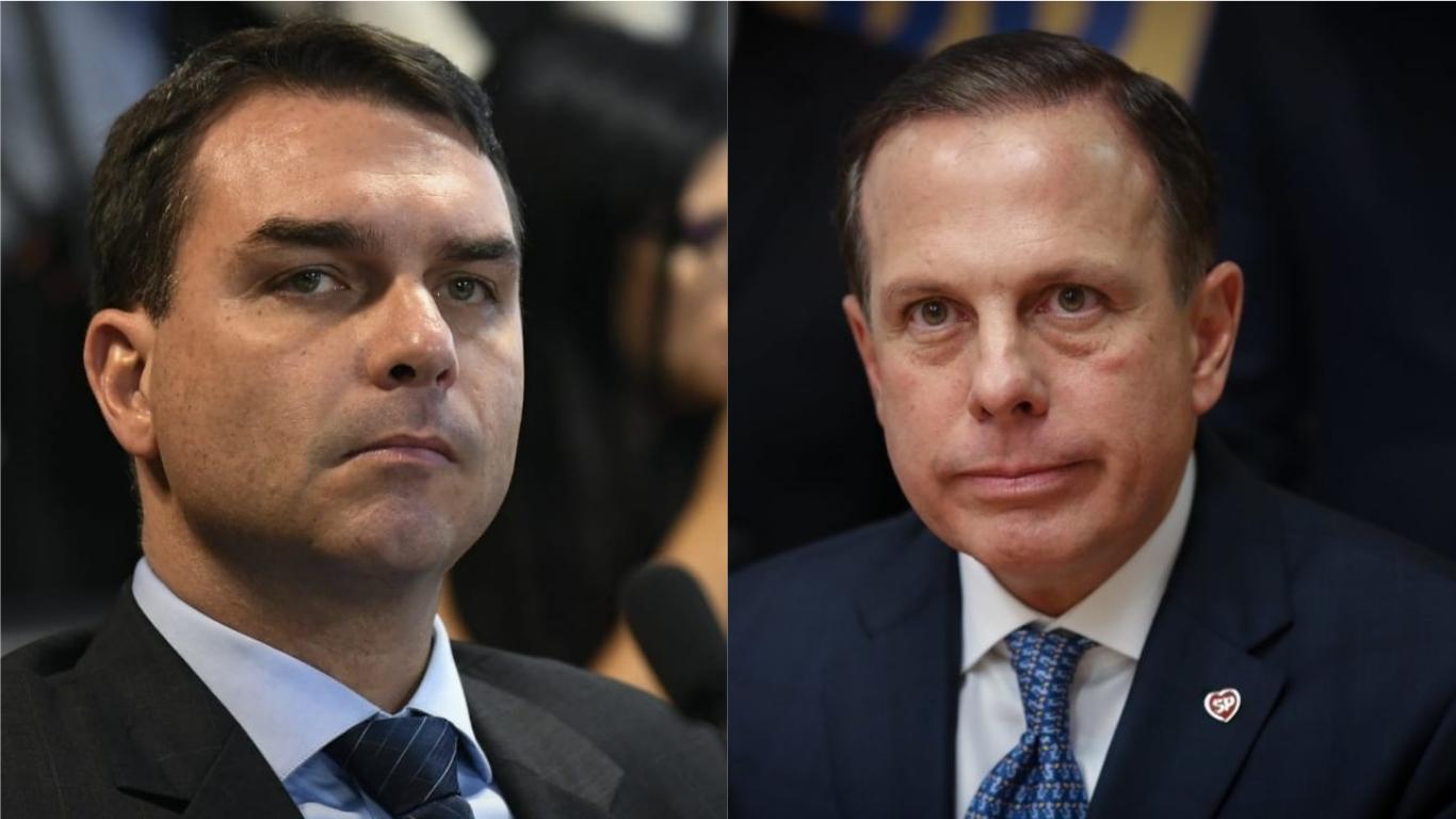 Flávio Bolsonaro   Doria