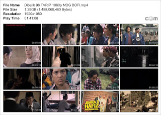 Download Film Dibalik 98 (2015) TVRip