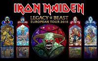 Iron Maiden - Kraków, Tauron Arena - relacja