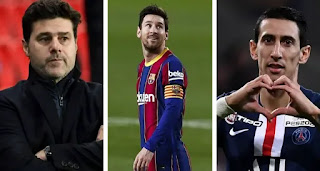 Leo Messi angry with PSG transfer rumours never had any contact them