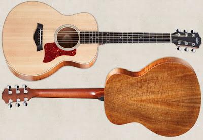 Đàn Guitar Acoustic và những điều chưa biết