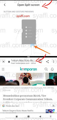 Cara Membuka 2 Window Sekaligus di HP Android