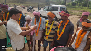 सरकार की योजनाओं के माध्यम से गरीब, किसानो, जरूरतमंद और आमजनो को जोडा जा रहा हे - विधायक पटेल