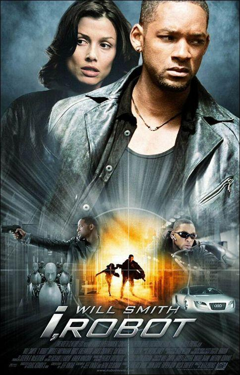 Download I Robot (2004) Full Movie in Hindi Dual Audio BluRay 720p [1GB]