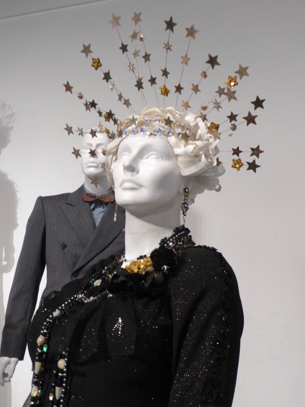 Florence Foster Jenkins star headdress