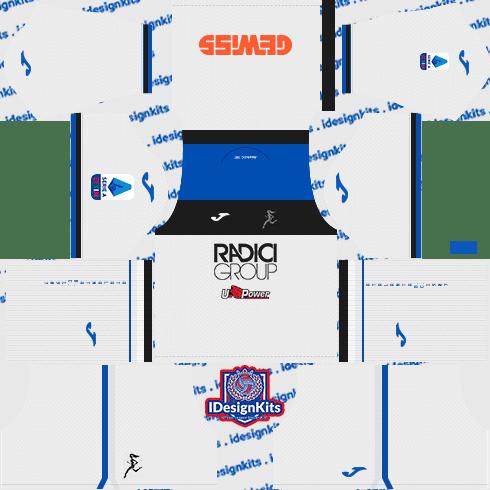 Atalanta 2019/2020 Kits - Dream League Soccer Kits ...