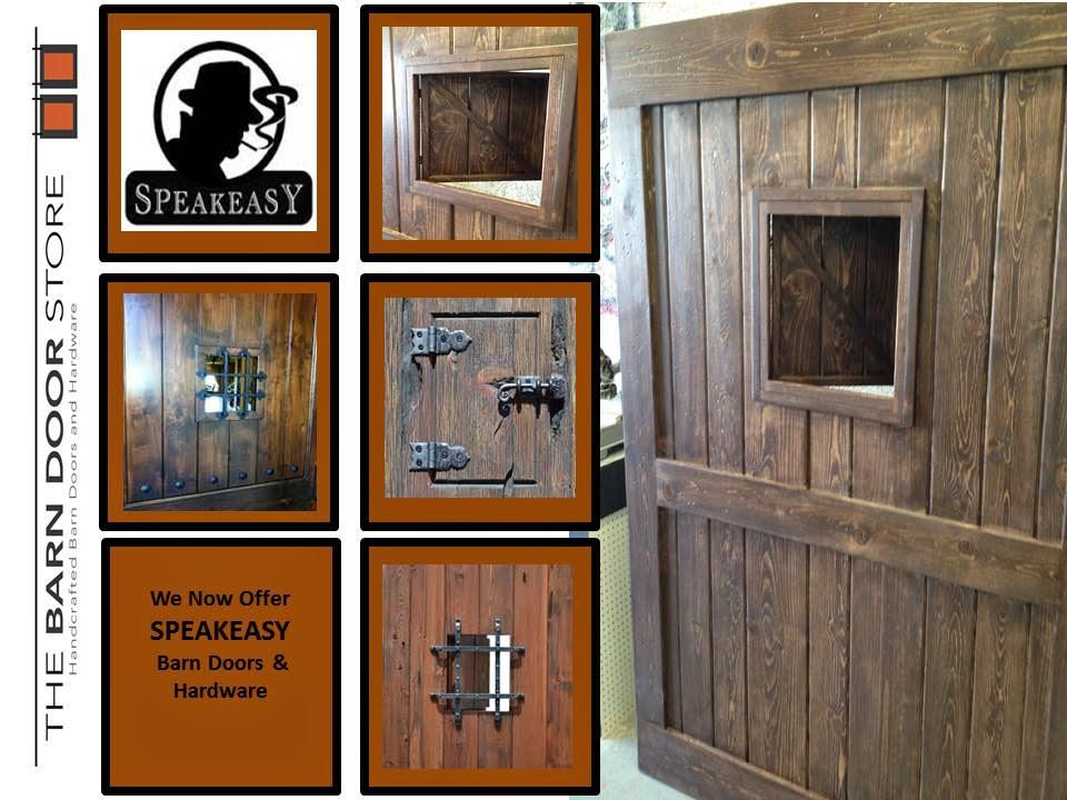 Arizona Barn Doors Barn Doors With Speakeasy S