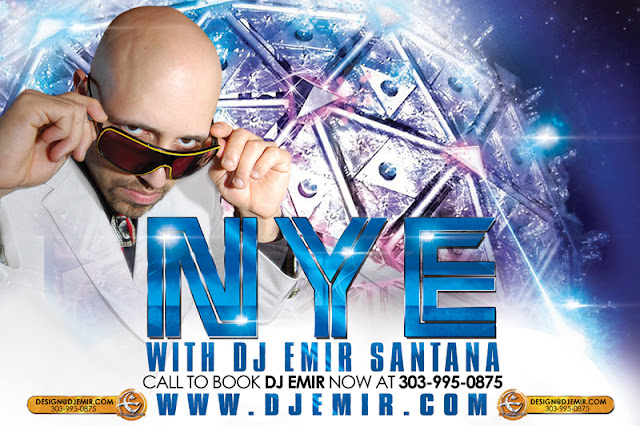 Book DJ Emir New Year's Eve