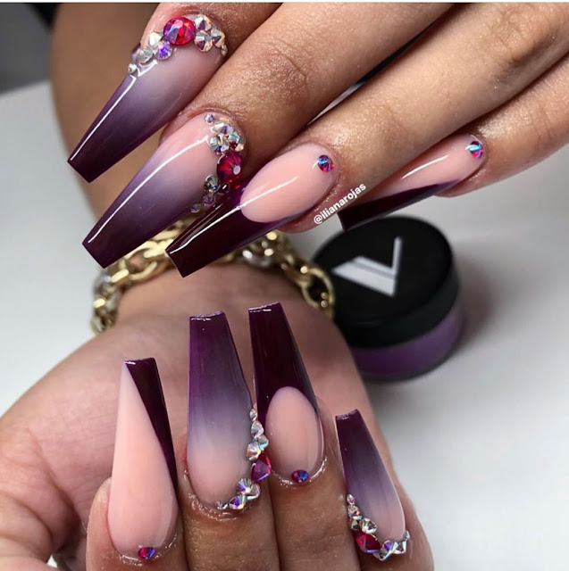 2020 Latest and Elegant Nail Designs for Christmas