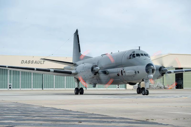 France receives upgraded Atlantique 2