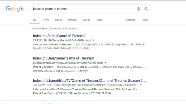 bagaimana cara membuat hasil pencarian di google lebih spesifik