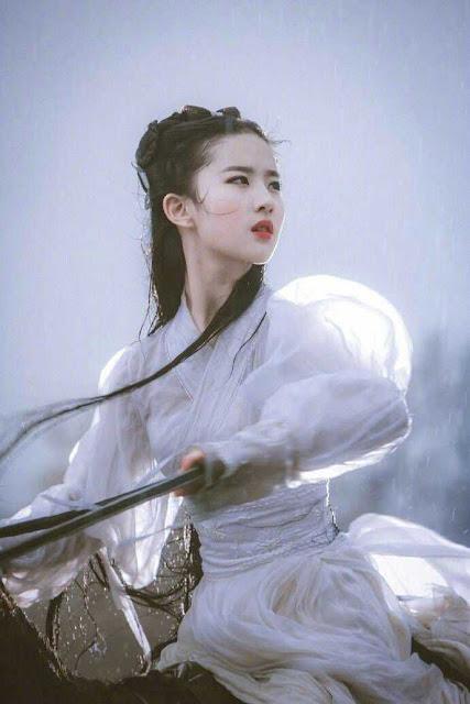 liu yifei fairy sister ROCH
