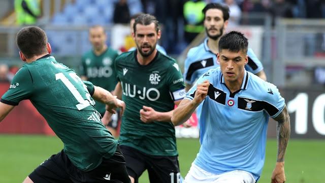 لاتسيو يرتقى لصدارة الدوري الإيطالي مؤقتا