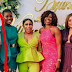 Ini Edo is under fire for wearing this outfit to Williams Uchemba's wedding