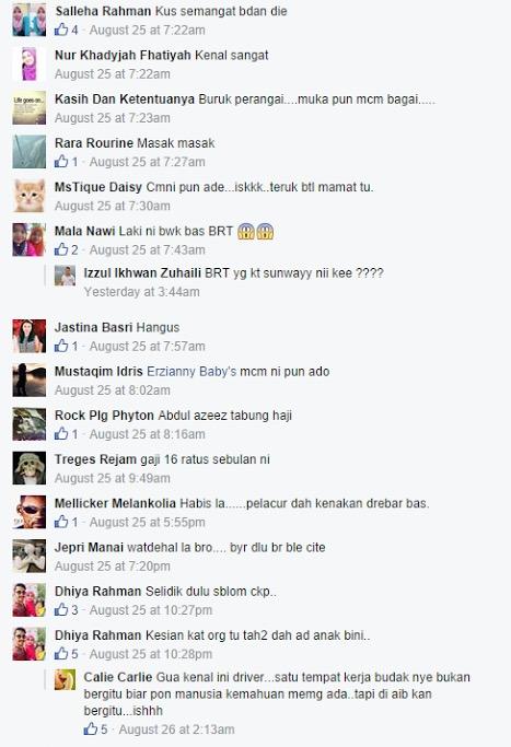 Pendedahan Blog Zara Pemandu RapidKL yang Gila Seks