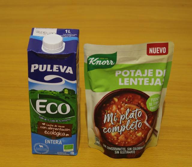 Leche Puleva Eco
