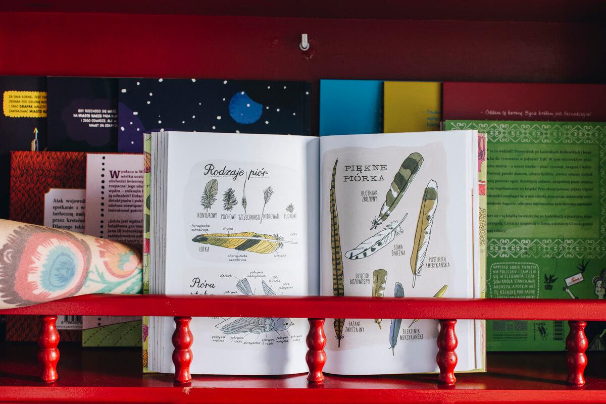 książki o naturze dla dzieci