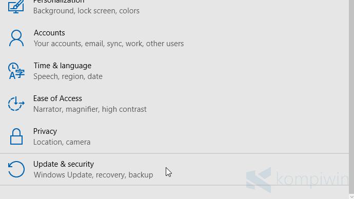 Windows Update Macet & Berhenti Sendiri di Windows 10, Ini Cara Mengatasinya 6