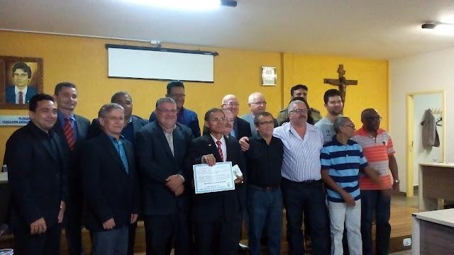 Homenagem ao Jornal Norte do Piauí
