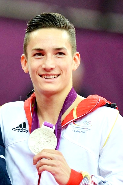Marcel Nguyen   Athlete   Toyota Olympic, Paralympic and