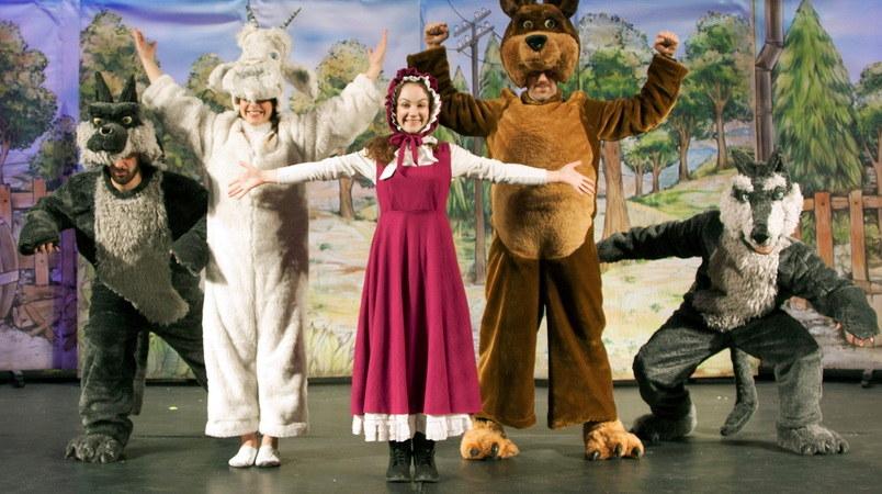 Η παιδική παράσταση «Η Μάσα και ο Αρκούδος» σε Ορεστιάδα και Αλεξανδρούπολη