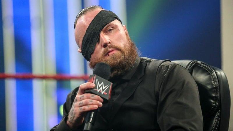A WWE nagy terveket szövöget Aleister Blacknek