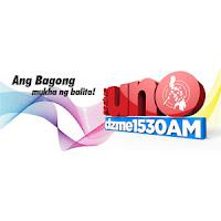 Ang Bagong DZME Radyo Uno 1530kHz logo