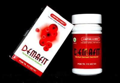 Harga Demafit obat demam berdarah
