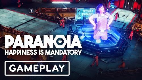 Paranoia: Happiness Is Mandatory Walkthrough