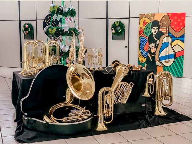 Prefeitura de Cajati investe na reforma de instrumentos musicais