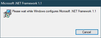 RanOnline By Indra: How to Installing  Net Framework 1 1 for