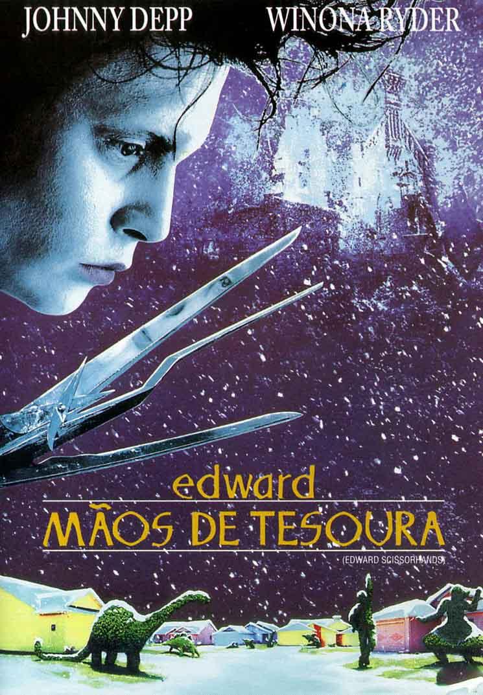 Edward Mãos de Tesoura Torrent – Blu-ray Rip 720p Dublado (1990)