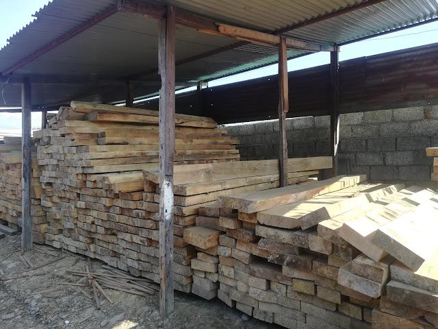 SWOL Analysis of Lekhnath Kastha Furniture Udyog -- wood storage
