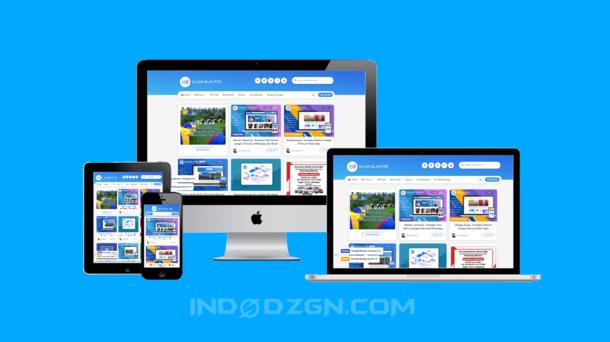 template mirip dunia blanter, download template idblanter, template blogger redesign terbaik