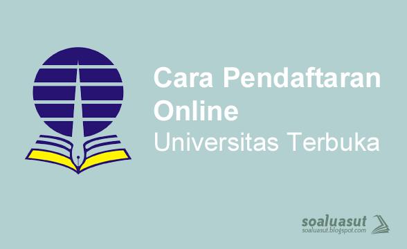 Cara Pendaftaran Online UT