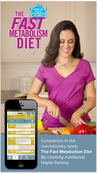 Fast Metabolism Diet App to Keep You on the Right Track