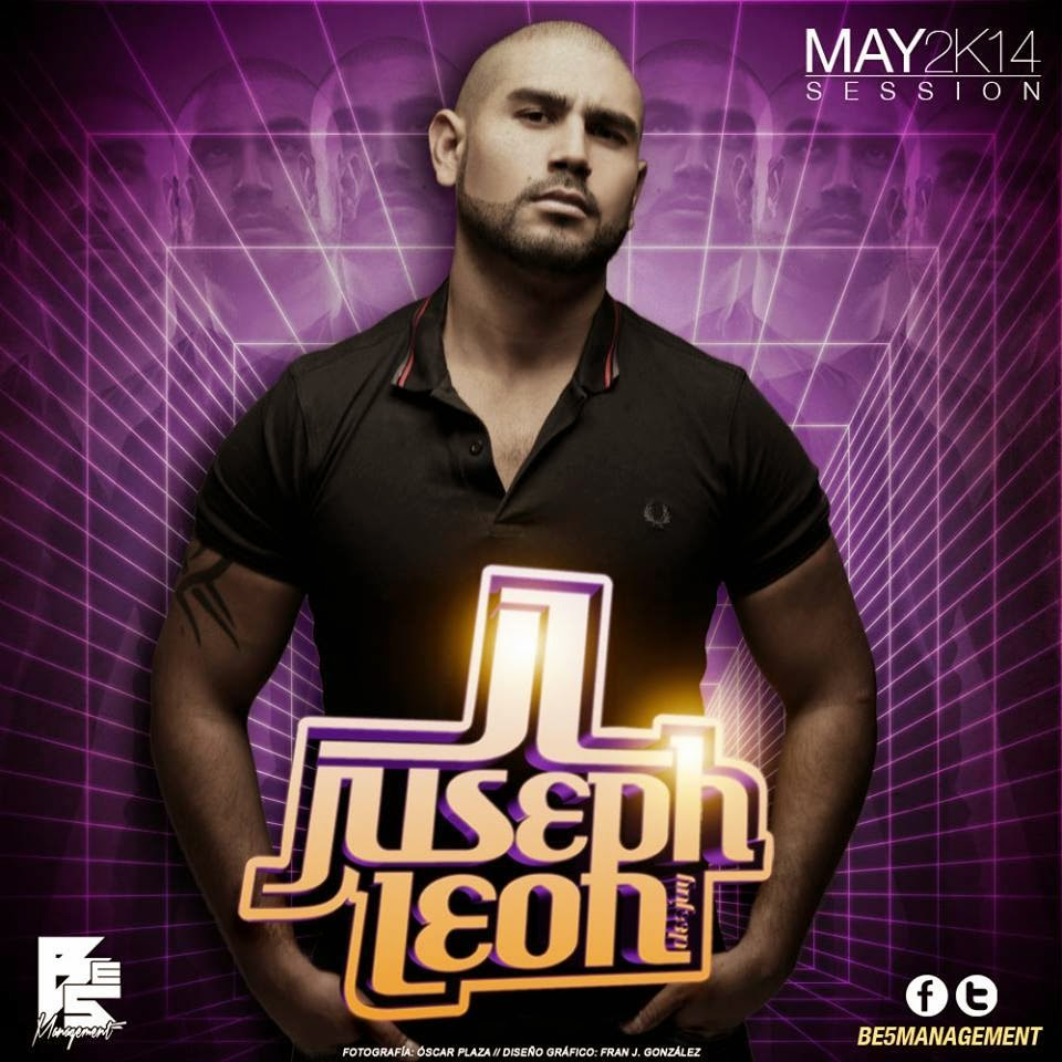 DJ Juseph León - MAY 2K14 SESSION
