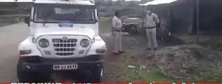 उतावली नदी में बाढ़ आने से 2 युवक बह गए, पुलिस और गोताखोर करती रही सर्चिंग