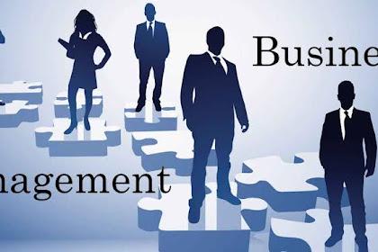 Manajemen Bisnis: 15 Konsep Dasar sebelum Memulai Usaha Bisnis