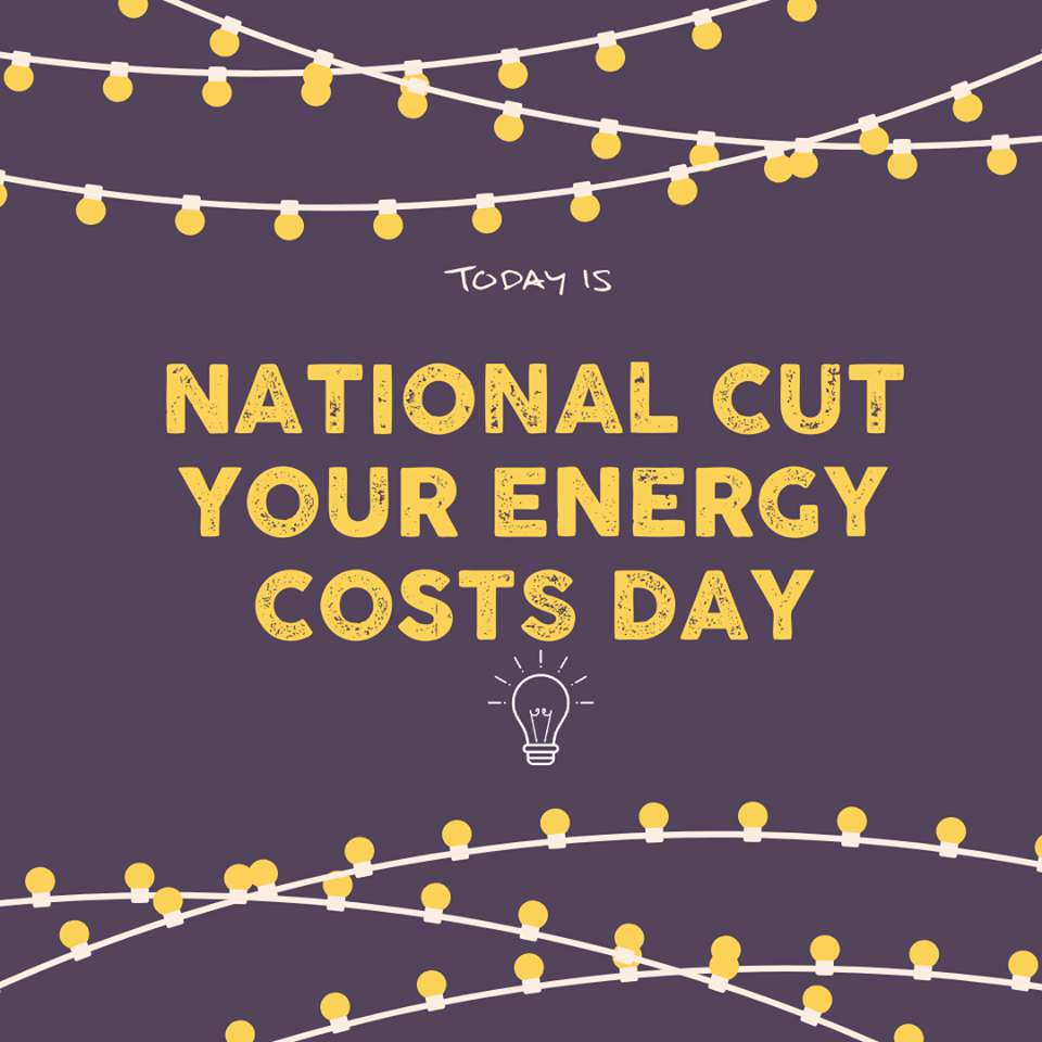 National Cut Your Energy Costs Day Wishes Awesome Images, Pictures, Photos, Wallpapers