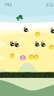 Game Mod - Bouncing Bird Update versi terbaru gratis