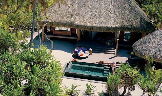The Brando Resort, Tahiti.