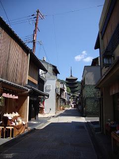 la famosa pagoda del quartiere